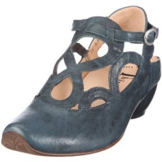 Think Aida 6 86257 90, Damen, Pumps, Blau (jeans/kombi 90), EU 38