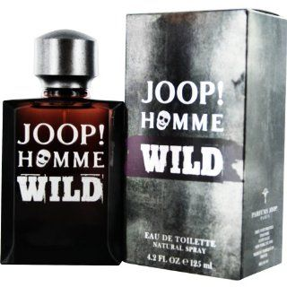 Joop Homme Wild EDT Spray 125 ml, 1er Pack (1 X 125 ml):