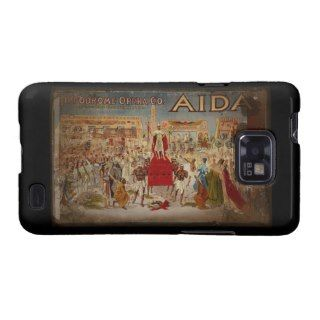 Aida Opera 1908 Samsung Galaxy S2 Cases