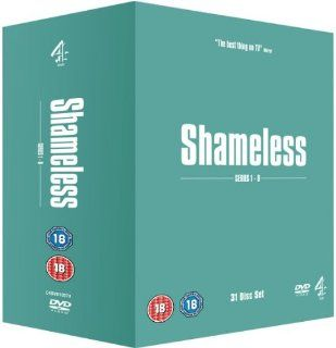 Shameless (Series 1 8) [31 DVDs] [UK Import]: David