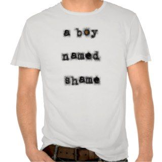 Boy Named Shame   Sundown Shirt