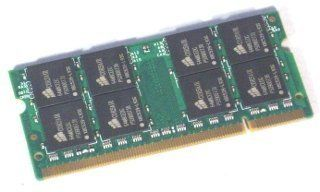 Hynix HYMP564S64BP6 C4 DDR 2 RAM SO DIMM 512 MB: Computer