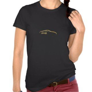Nissan 370z gold brush stroke Logo T Shirt