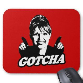 Gotcha Journalism Mousepad