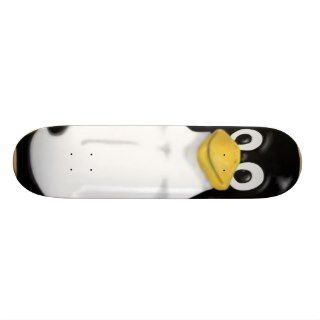 Linux Tux Penguin Skateboard Decks