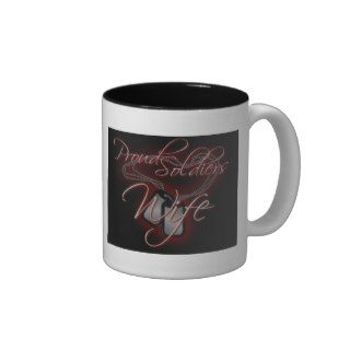 Proud Soldiers Wife Coffee Mug