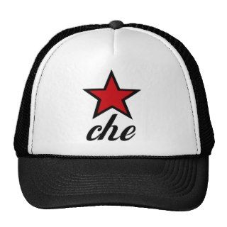 Red Star Che Guevara! Mesh Hat
