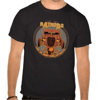 Rat Rod Tee Shirts