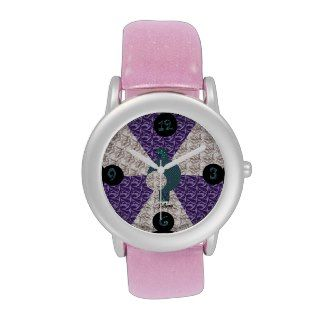 Art Deco Watch (Glitter) by Jessica Lynn