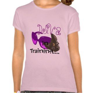 Diva In Training Tee Shirts