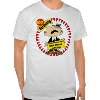 65th Birthday Gifts T Shirt