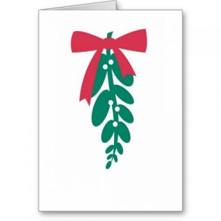WagsToWishes_Mistletoe Merry Kissmas card