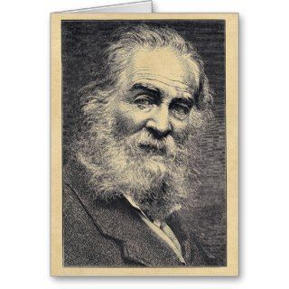 Whitman Sailor of the world Greeting Card