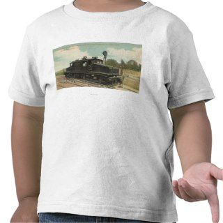 Michigan Central Electric Motor Engine Tshirt