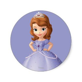 Sofia the First 2 Sticker