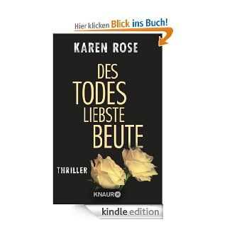 Des Todes liebste Beute: Thriller eBook: Karen Rose, Kerstin Winter