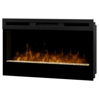 Dimplex Wickson Wall Mount Electric Fireplace   Electric Fireplaces at