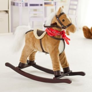 Derby the Rocking Horse with Movement and Sounds!   Rocking Horses at