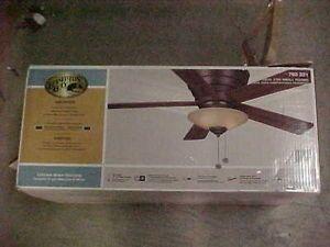 """Hampton Bay Andross 48"""" Ceiling Fan 793 231"""