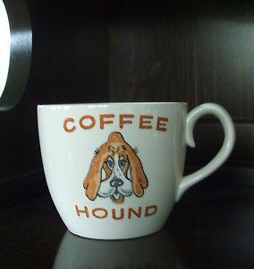 Consider, that vintage coffee hound mug