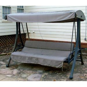 Sams Club Curved Roof Swing Replacement Canopy Top