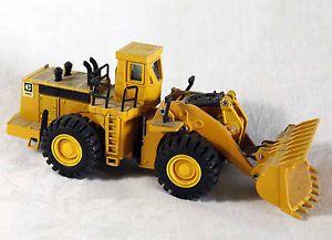 Caterpillar Articulated Wheel Loader Shinsei Mini Power No 601 992C 1 75 Japan