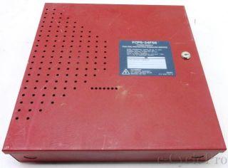 Honeywell FCPS 24FS6 Fire Lite Alarm Panel 24 Volt 6 Amp