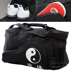 Yin Yang Martial Arts Ultra Bag Martial Arts Gym Equipment Bag Supplies Gear