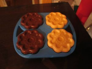 Fisher Price Fun with Food Cookie Cookies Muffin Tray Snack Dessert Baking Set