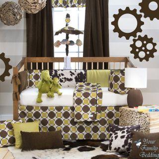 Glenna Jean Baby Boy Girl Cowboy Western Crib Nursery Unisex Bedding Quilt Set