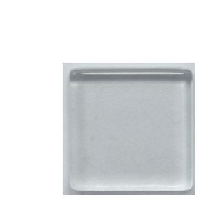 100 3 8 inch Clear Glass Square Mosaic Tiles Paint Decoupage Jewelry Making