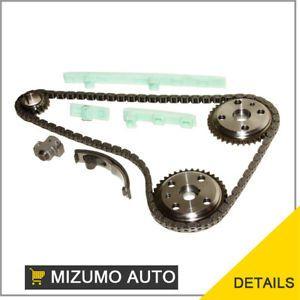 97 02 Pontiac Chevrolet Oldsmobile 2 4 Timing Chain Kit