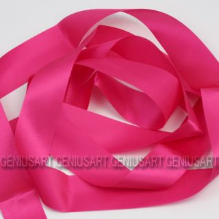 4M Gym Ballet Dance Ribbon Rhythmic Art Gymnastic Streamer Baton Twirling Rod