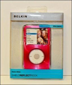 2X New Belkin Remix Metal Hard Case Pink for iPod Classic 80GB 120GB 160GB