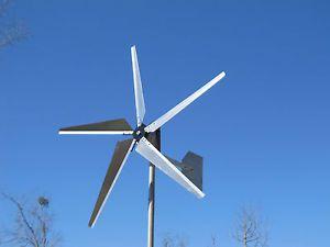5 F 28 Aluminum Wind Turbine Generator Blades for PMA or PMG Generators Lot 528