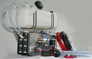 Hydrogen Generator Kits Any Size Engine HHO Dry Cell Brown's Gas System