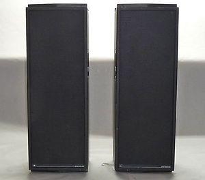 "Pair JBL Array 4893 14"" 1200W Concert Venue PA Audio Bass Sub Subwoofer Speakers"
