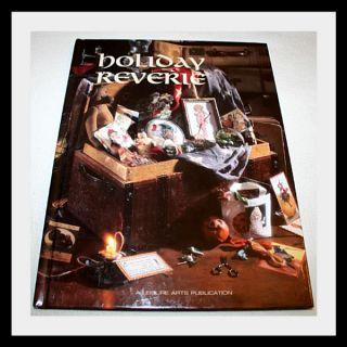 Holiday Reverie Cross Stitch Book Fifteen 1998 1574861042