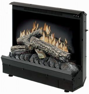 Dimplex Electric Fireplace Insert Remote Control Heat Stove Home Decor Wall New