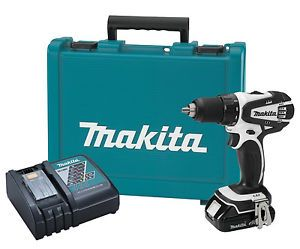 Makita Cordless Driver Drill Kit Power Tools Home Garden Improvement Hobbies