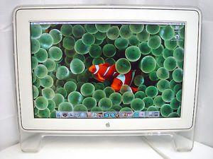 "Apple 22"" Cinema Display Flat Panel Widescreen LCD Monitor M8149 718908331729"