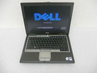 Dell Latitude D630 Intel Core 2 Duo 2 2GHz 1GB WiFi DVD RW No HDD 837654219140
