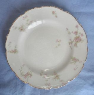 Vintage Johnson Brothers Floral Pattern Salad Plates