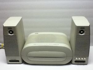 Altec Lansing Computer Speakers ACS490 ACS160 Subwoofer Dolby Surround Sound