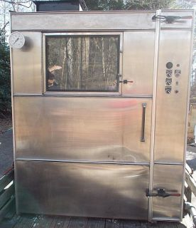 Southern Pride Smoker Commercial Rotisserie BBQ Restaurant Cooker The Best Made