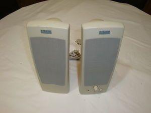 Altec Lansing ACS21W Computer Speaker Set