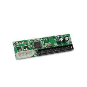 3 5 40 Pin PATA IDE to Serial ATA SATA Interface Hard Drive Adapter Converter