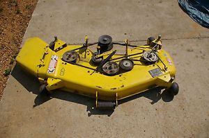 John Deere Lawn Tractor 48 inch Lawn Mower Mowing Deck