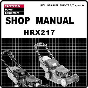 Honda Hrx217 Manual | 2017/2018/2019 Honda Reviews