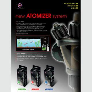 Aquarium Live Plants Tank CO2 Atomizer System Diffuser Hose 8 12 12 16 16 22mm